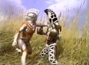 Ultra Super Fight - Ace vs. Godola