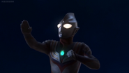 Ultraman Tiga in Superior 8 Ultra Brothers