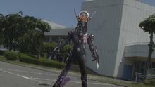 Ultraman X Alien Sran
