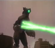 Alien Zamu Lightning Bolt