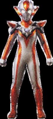 Render Ultrawoman Grigio
