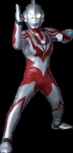 UltramanRibutInfobox