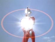 Ultraman Cosmos Corona Mode Prominence Ball