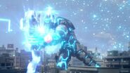Ultraman X-Cyber Gomora and King Joe Screenshot 001