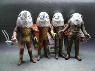 Alien Zarab toys