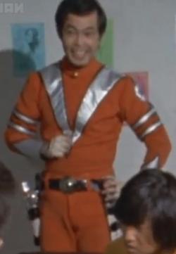 Officer Suzuki MAC