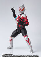S.H.Figuarts Ultraman Orb Thunder Breaster