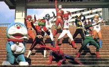 Toku crossover