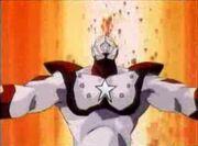 Ultraman chuck transform