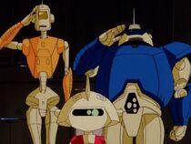 Robot Trio