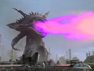 Gan Q Code №01 Energy Eye Cannon Blast