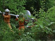 Battle on the Tin Foil Astroid! Ultraman Jack vs Magnedon