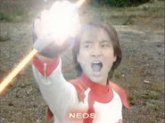 Genki transforms to Neos the last time