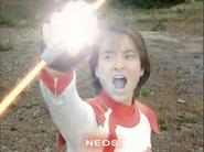 Genki transforms to Neos the last time