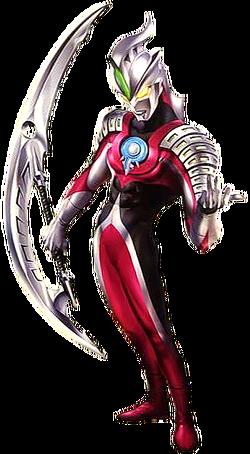 Ultraman Orb Slugger Ace