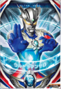 Ultraman Orb Ultraman Zero Fusion Card