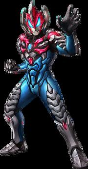 Ultraman Geed Tri-Slugger