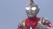 Dyna Flash shocks when his kohsen was absorbed by Wanzetto