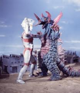 Red Jack v Ultraman Ace