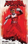 Redman (comic) V1