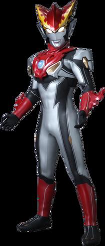 UltramanRossoFlame(Render)