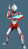 Ultraman Ribut art