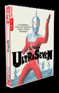 Ultraseven Steelbook Case