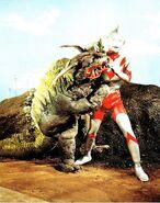 Neronga vs Ultraman 2