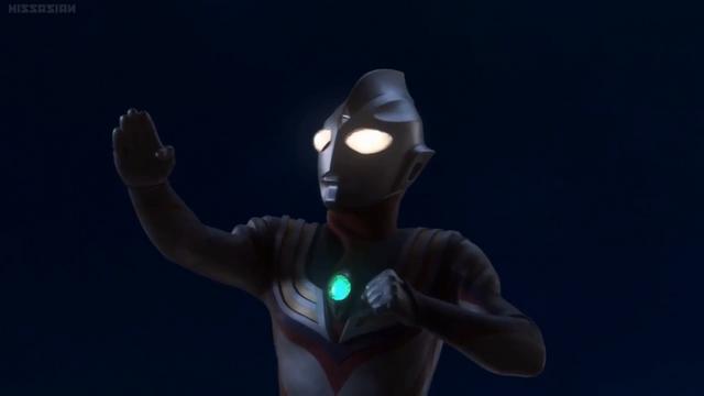 File:Ultraman Tiga faces the dark master.png