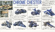 Chrome Chesters