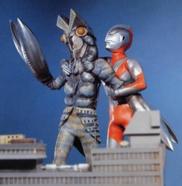 Alien Baltan v Ultraman
