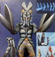 Alien Baltan powers