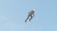 Alien Zarab Flight