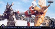 Ultraman Jack vs Alien Grotes Kodaigon