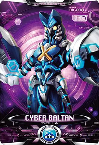 File:Ultraman X Cyber Baltan Card.PNG