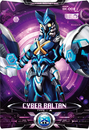 Ultraman X Cyber Baltan Card
