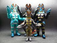 Alien Baltan jr. toys