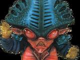 Alien Benzene