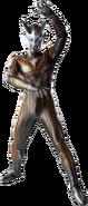 Shining Ultraman Zero render