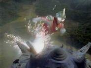 Tenkai vs. Ultraman Gaia1