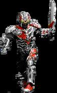 Alien gapiya render by chrisufray ddczjge-pre