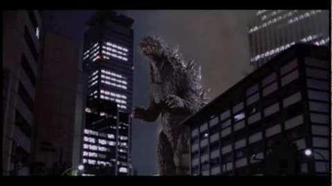 Big G Goes to Town (Godzilla 2000)