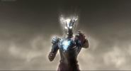 Penampilan pertama Ultraman Saga