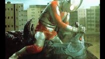Ultraman Jack vs Muruchi