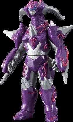 Armored Grozam