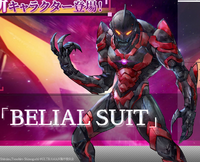 Belial Suit Be Ultra