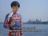 Kotaro wants to seperate from Taro