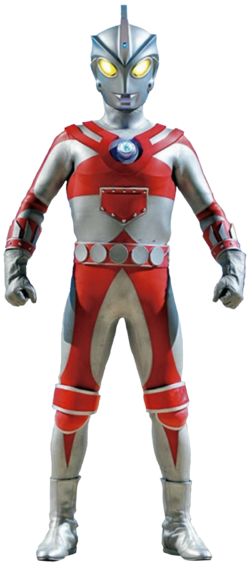 Ultraman Ace Palsu