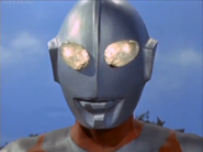 Ultraman Type C look close