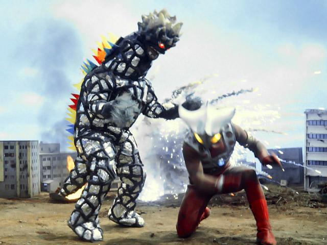 The Leo Brothers vs the Space Demon Alien | Ultraman Wiki ... |Ultraman Leo Monsters
